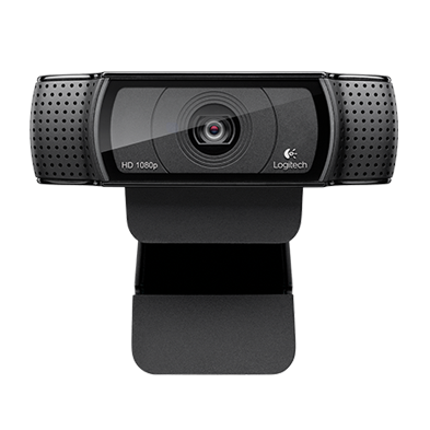 Logitech C920 HD Pro Webcam para Windows, Mac y Chrome OS