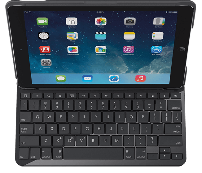 Cavan keyboard cover for iPad