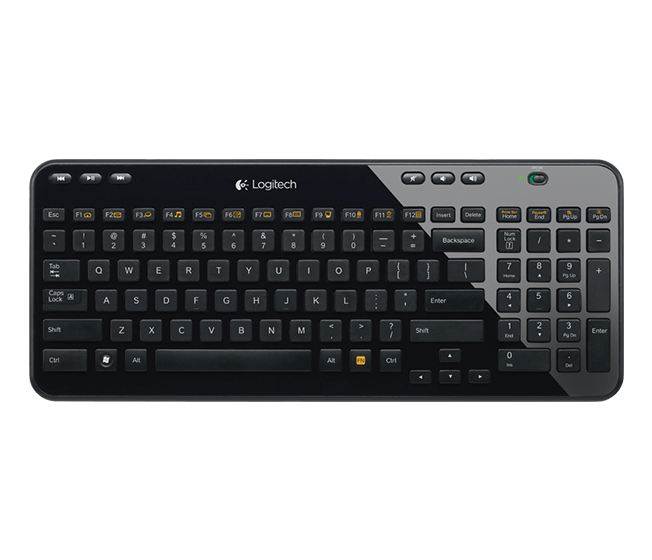 Wireless Keyboard K360 0