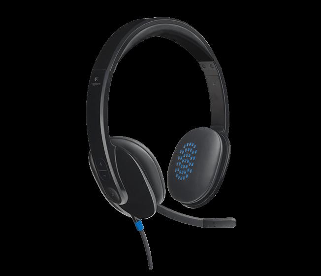 ชุดหูฟัง USB รุ่น H540