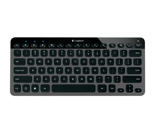 Logitech K810 Illuminated Bluetooth Wireless Keyboard