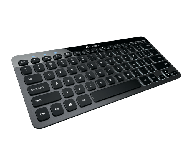 Bluetooth Illuminated Keyboard K810  1