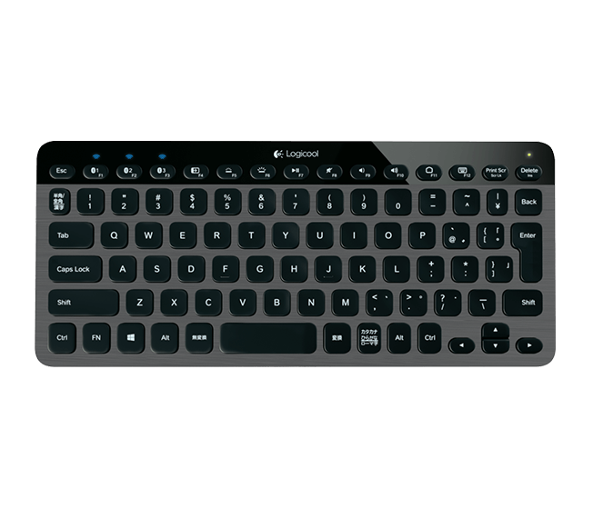 <em>Bluetooth</em><sup>&reg;</sup> Illuminated Keyboard K810
