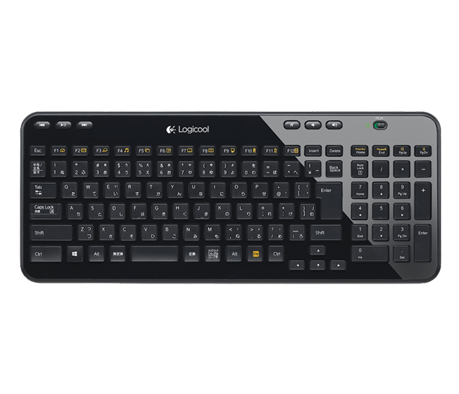 Wireless Keyboard K360r 0