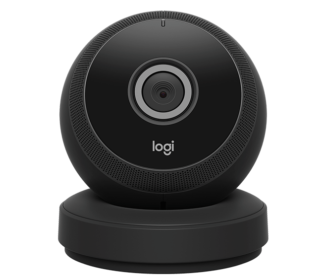 Logitech Circle HD Wireless Home Security Camera & Monitoring System