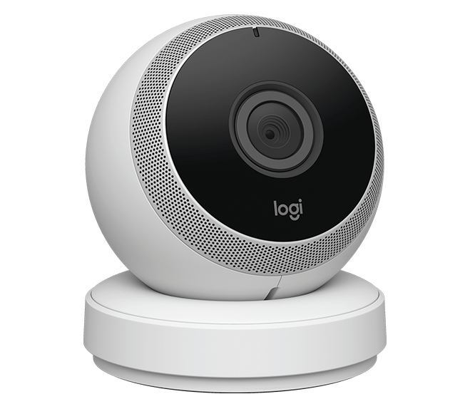 logitech circle wireless home security and connection camera. Black Bedroom Furniture Sets. Home Design Ideas