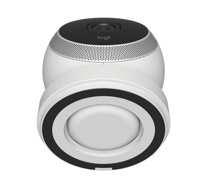 Circle Gallery image - White product's bottom shot
