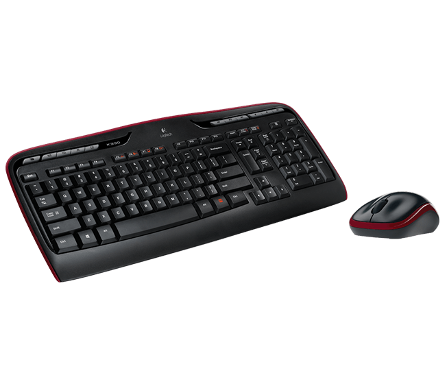 Logitech® Wireless Combo MK330