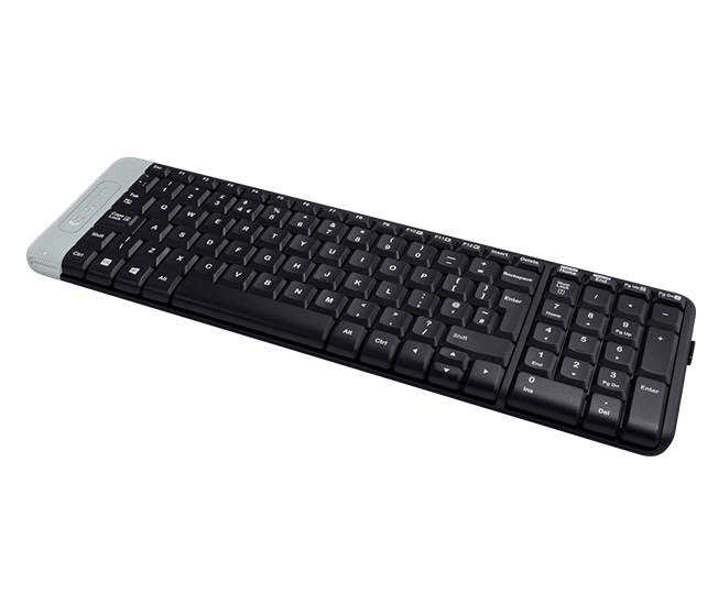 Wireless Keyboard K230 2