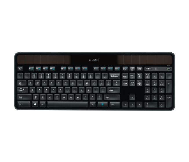 Wireless Solar Keyboard K750r 0