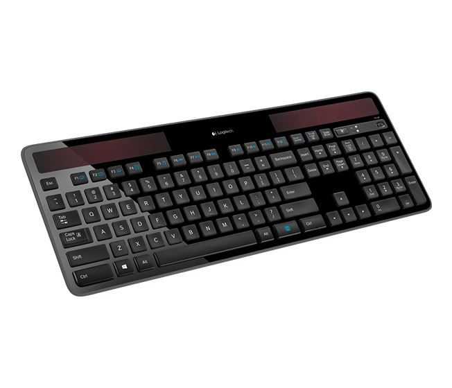K750 Wireless Solar Keyboard 1