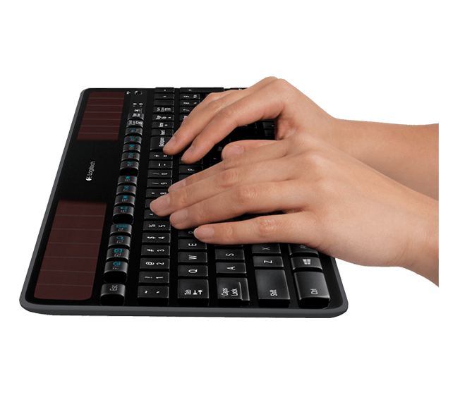 K750 Wireless Solar Keyboard 3