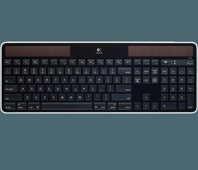 Wireless Solar Keyboard K750