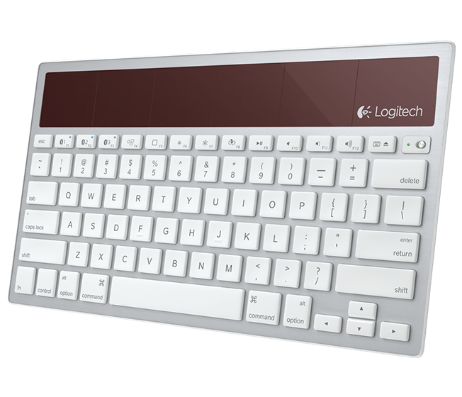 Wireless Solar Keyboard K760 3