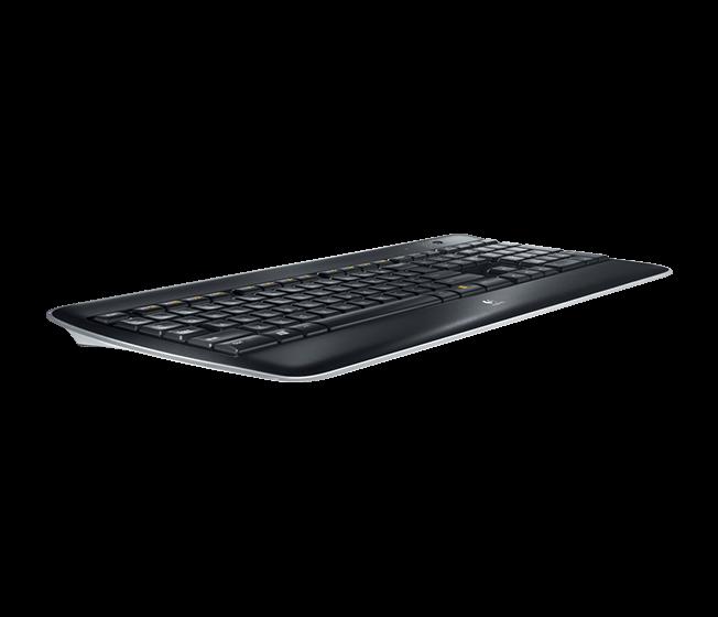 Wireless Illuminated Keyboard K800t 2