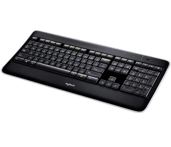 Wireless Illuminated Keyboard K800 2