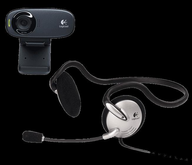 HD Webcam C310h