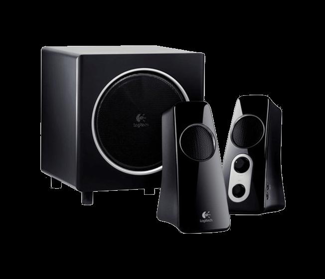 speaker system z523 gallery logitech speaker system z523 2.1 PC Speakers at soozxer.org
