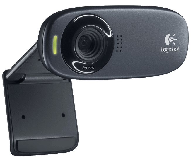 Logicool C310 webcam