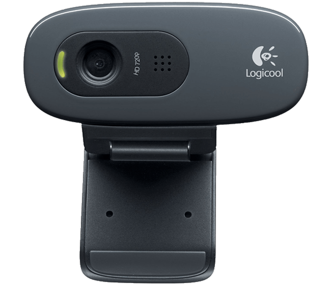 Logicool webcam C270