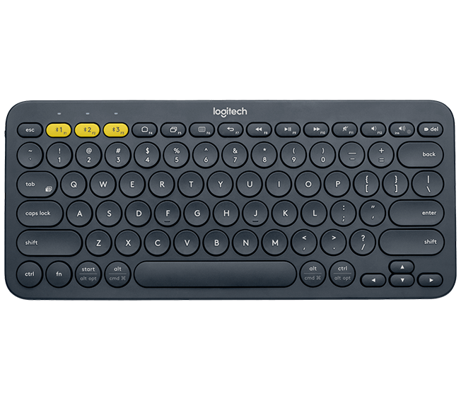 Logitech K380 Bluetooth Wireless Keyboard Multi Device With Most Os S