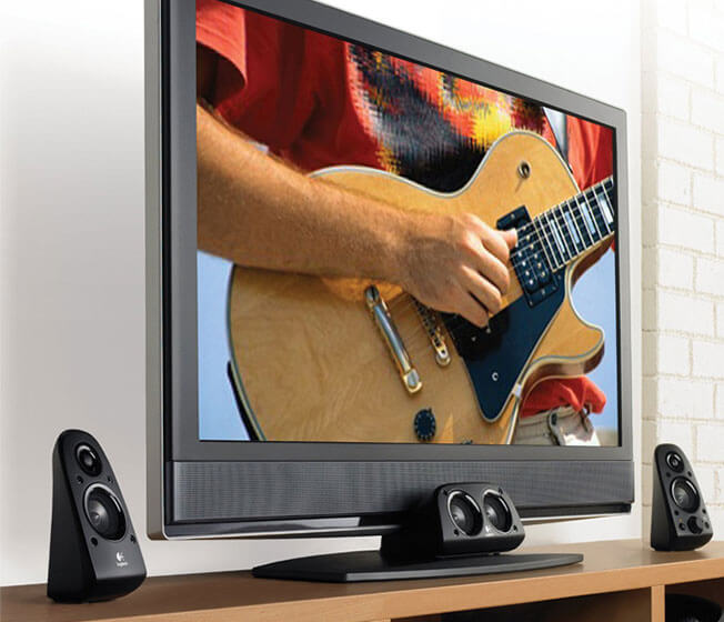 Surround Sound Speakers Z506 - Blemished Box