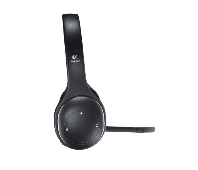 Wireless Headset H800, profile view