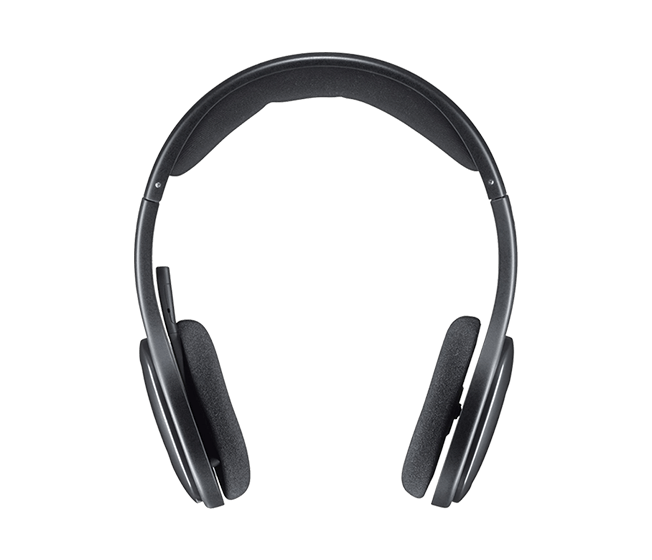 Wireless Headset H800, full view