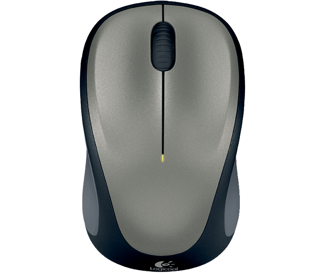 Wireless Mouse M235 grey