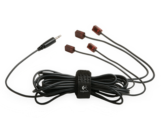 Harmony® Precision IR Cables, full view