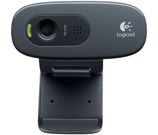 C270h webcam front view