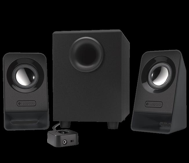 Z213 speaker system