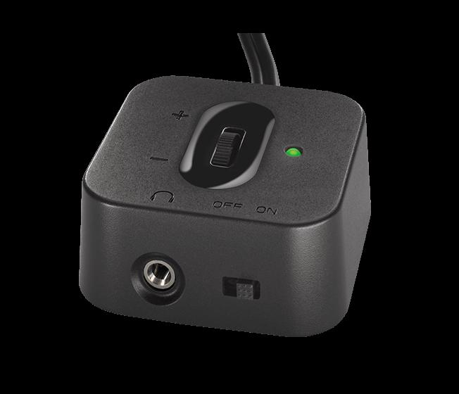 Z213 speaker system control pod