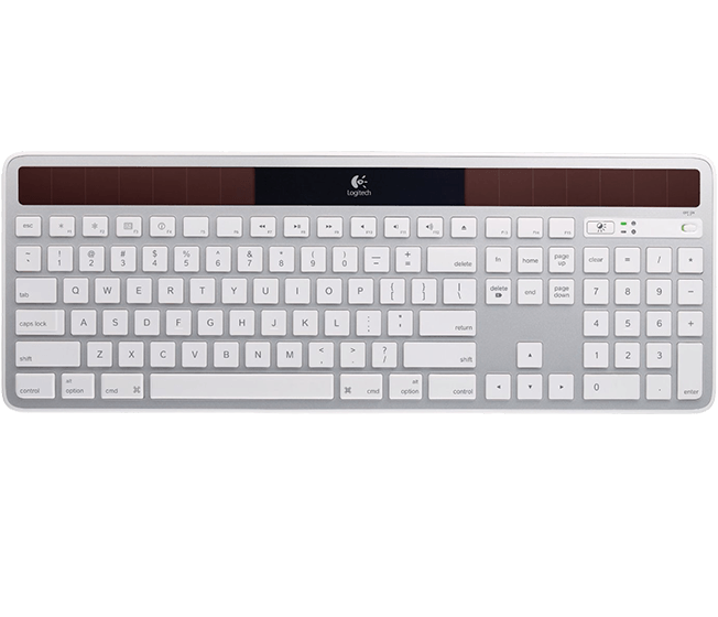 k750 wireless solar keyboard for mac logitech. Black Bedroom Furniture Sets. Home Design Ideas