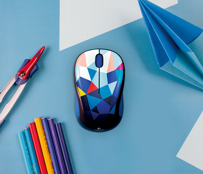 Play Collection M238, owl mouse with stationary