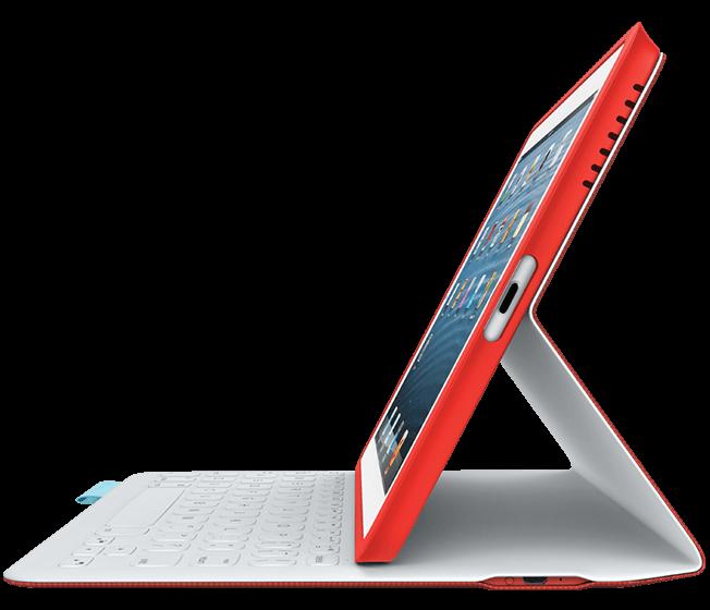 FabricSkin keyboard folio iPad profile