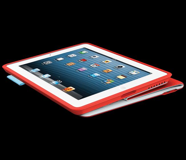 FabricSkin keyboard folio iPad