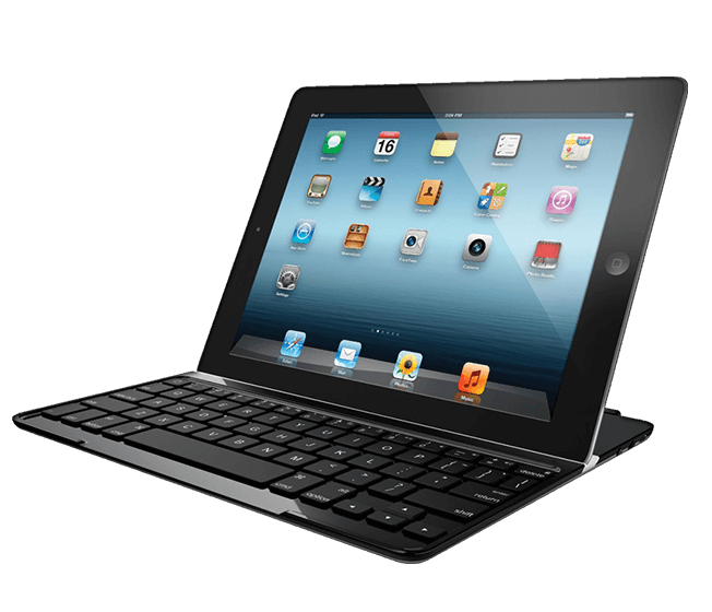 Ultrathin Keyboard Cover black