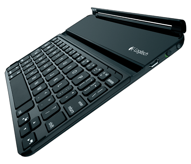 Ultrathin keyboard for iPad mini