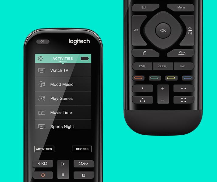 logitech harmony 950 advanced universal remote control. Black Bedroom Furniture Sets. Home Design Ideas
