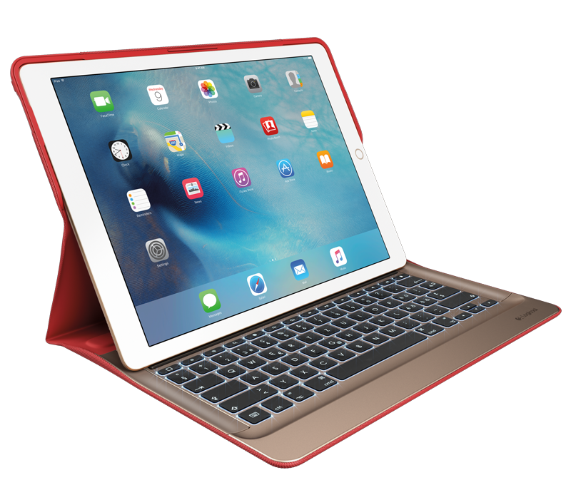 separation shoes f72de eb0b2 Logitech Create iPad Keyboard Case with Apple Pencil Holder