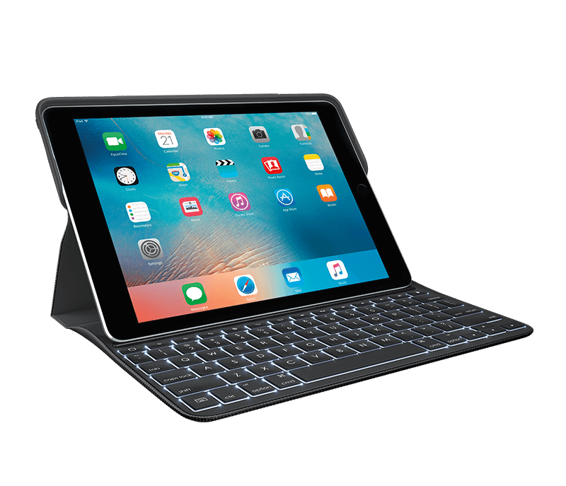 logitech keyboard for ipad how to connect