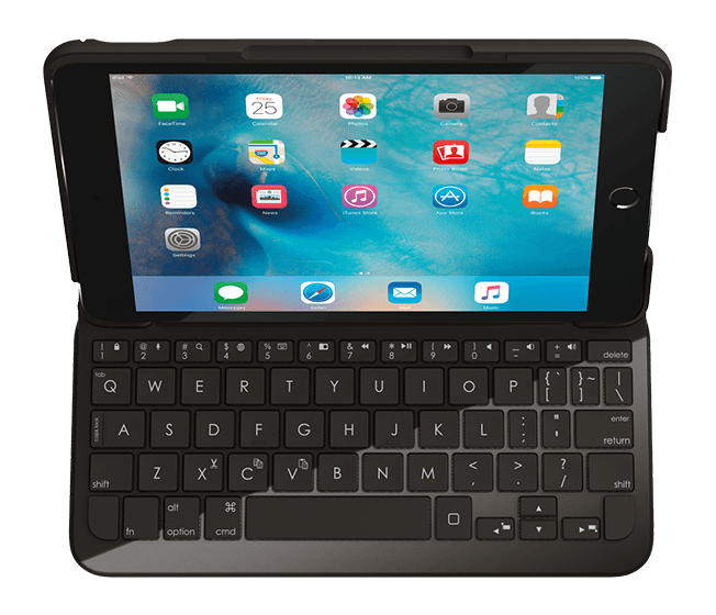 Focus keyboard case for iPad