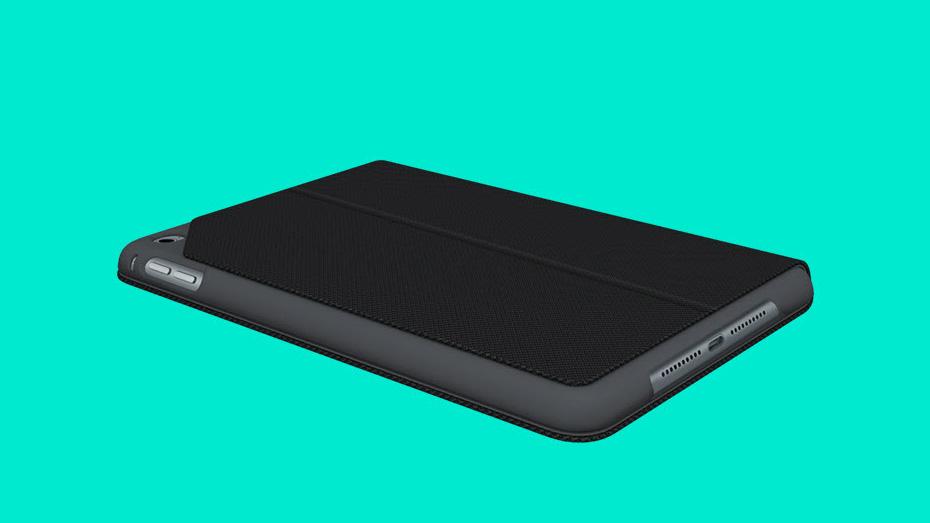 Logitech Focus. Flexible case for iPad