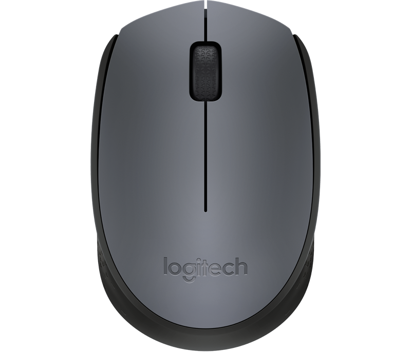 c51844e2e69 Logitech M170 and M171 Wireless Mouse - comfort and mobility