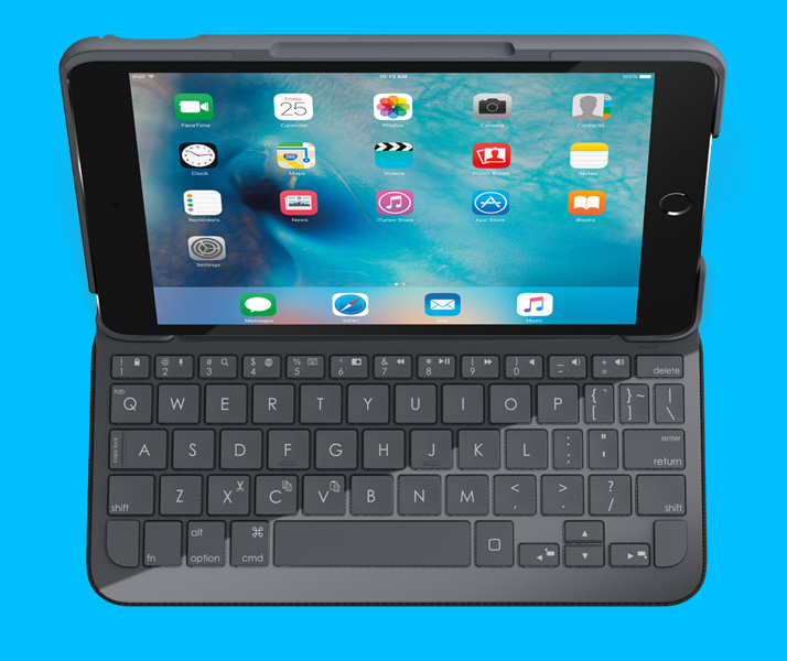 Focus keyboard case for iPad mini