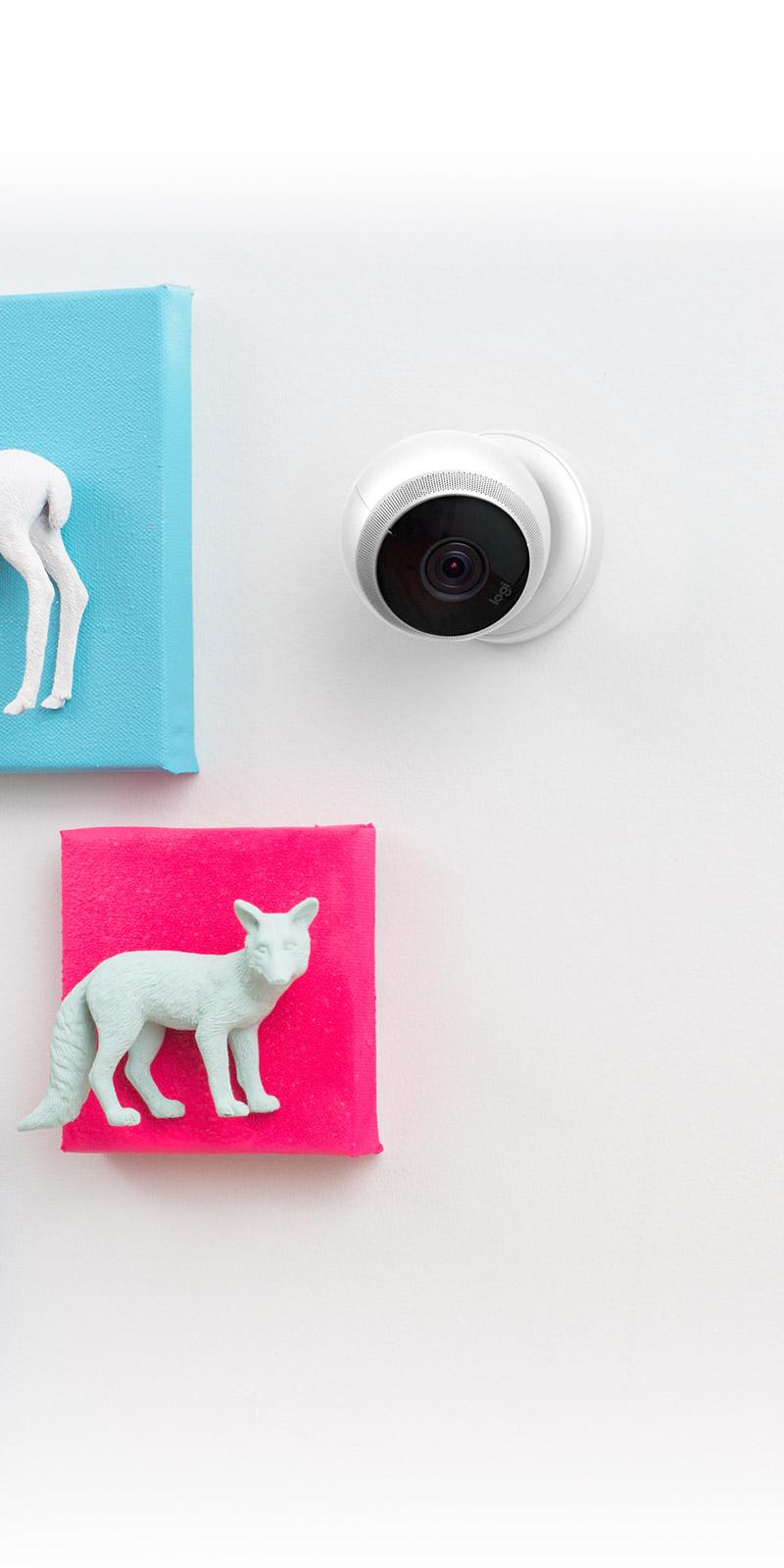 circle home camera wall mount