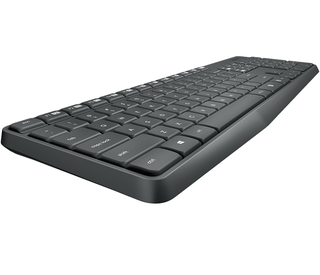 MK235 Wireless Keyboard and Mouse Combo 3