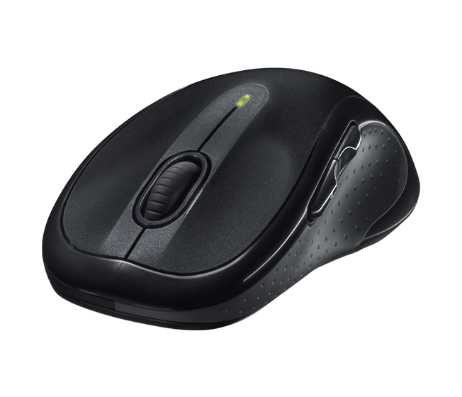 Mouse inalámbrico M510