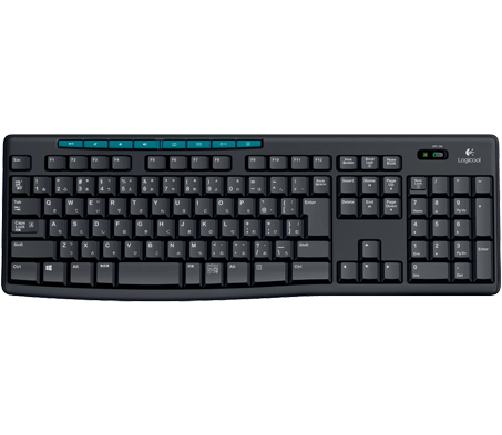 Wireless Keyboard K275